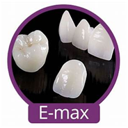 E-Max crowns dental